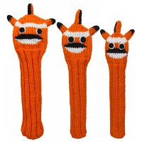 Sunfish Animal Headcover Collection Clownfish Headcovers【ゴルフ アクセサリー>ヘッドカバー】