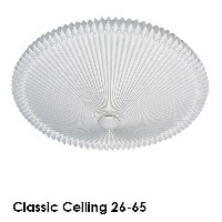 LE KLINT(レ・クリント)Classic Ceiling 26(クラシック・シーリング)/65cm/北欧シーリングライト/デザイナーズ照明【送料無料】【RCP】