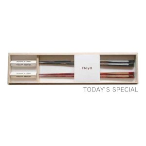 Floyd フロイド TABLE SETTING 2PAIRS テーブルセッティング 2膳セット TODAY'S SPECIAL FL02-01832