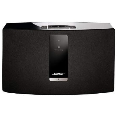 BOSE ワイヤレススピーカー SoundTouch 20 Series III ブラック SOUNDTOUCH 20 III BLK [SOUNDTOUCH20IIIBLK]【RNH】