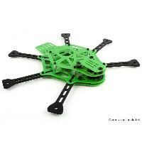 HobbyKing Thorax Mini FPV Hex Multi-Rotor Frame Kit