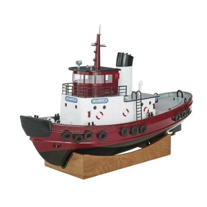"AquaCraft 塗装済完成タグ ""アトランティック2"" 2.4GHz(AquaCraft Atlantic II Tug 2.4GHz EP RTR)"