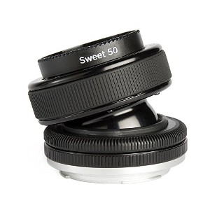 Lensbaby Composer プロ with スウィート 50 オプティック for Pentax K (海外取寄せ品)