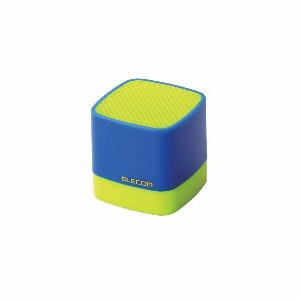 エレコム Compact Wireless Speaker LBT-SPCB01AV1 [LBTSPCB01AV1]