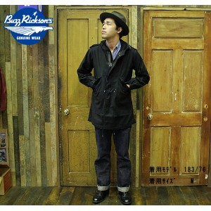 "No.BR13316 BUZZ RICKSON'SバズリクソンズWILLIAM GIBSON COLLECTION""type M-51 PARKA SLENDER"""