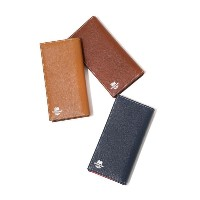 Whitehouse Cox (ホワイトハウスコックス) / LONG WALLET(London Calf×Bridle Leather Collection) (長財布 ロング ウォレット...