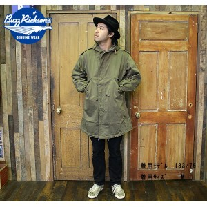 "No.BR12266 BUZZ RICKSON'Sバズリクソンズtype M-51""BUZZ RICKSON CLOTHES"""