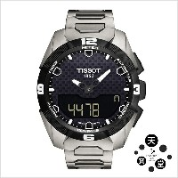TISSOT TOUCHCOLLECTION TACTILETECHNOLOGY ティソ TISSOT T-TOUCH EXPERTSOLAR T-タッチエキスパートソーラー T09142044051...