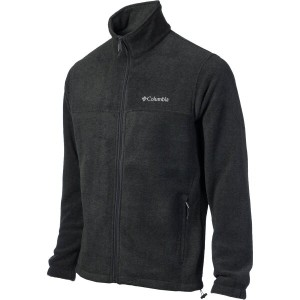 コロンビア Columbia メンズ アウター ジャケット【Steens Mountain Full-Zip 2.0 Fleece Jacket】Charcoal Heather