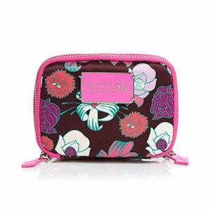 マークジェイコブス 化粧ポーチ MARC JACOBS M0007607★ Disney Alice in Wonderland Small Double Twin Cosmetic Case ...