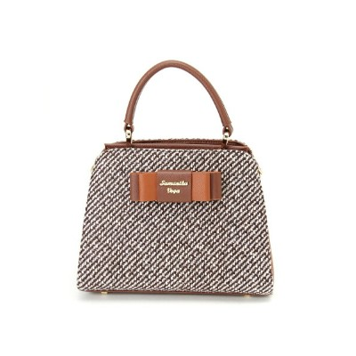 [Rakuten BRAND AVENUE]WARM MEHLDAU TWEED BAG 中 Samantha Vega サマンサ ベガ バッグ【送料無料】