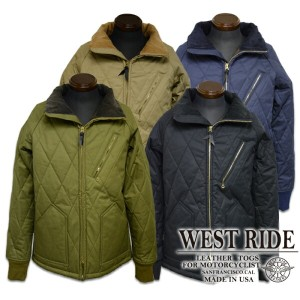 【WESTRIDE ウエストライド】ジャケット/MID VENTILE JACKET!REAL DEAL