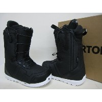 スノーボード バートン ブーツ 2016 BURTON AMBUSH (AMB) BOOT BLACK/WHITE