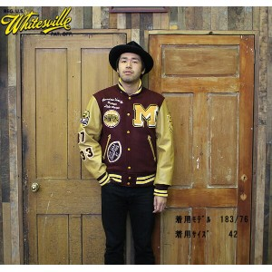 No.WV13365 WHITESVILLE ホワイツビルAWARD JACKETFULL DECORATION