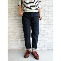 ordinary fits オーディナリーフィッツ レディース 5ポケットアンクルデニム ワンウォッシュ 5POCKET ANKLE DENIM OM-P020OW*送料無料*《即日発送》【smtb...