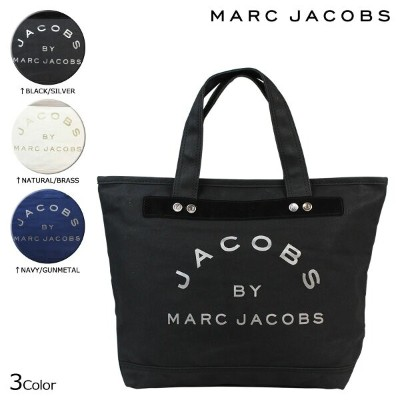 MARC BY MARC JACOBS CLASSIC CANVAS JACOBS TOTE マークバイマークジェイコブス バッグ トートバッグ メンズ レディース [6/8 再入荷] [186]