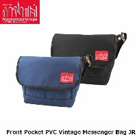 Manhattan Portage マンハッタン ポーテージ メッセンジャーバッグ FRONT POCKET PVC VINTAGE MESSENGER 1606VJRFPL MP1606VJRFPL