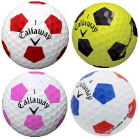 (即配)Callaway 2016 Chrome Soft Truvis Golf Balls【ゴルフ ボール】