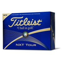 Titleist NXT Tour Golf Balls【ゴルフ ボール】