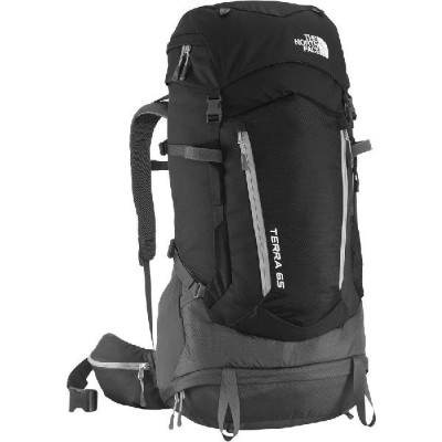 (取寄)ノースフェイス テラ 65 バックパック The North Face Terra 65 Backpack Tnf Black/Asphalt Grey