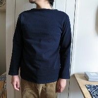 Saint James Ouessant セントジェームス ウェッソン  NAVY