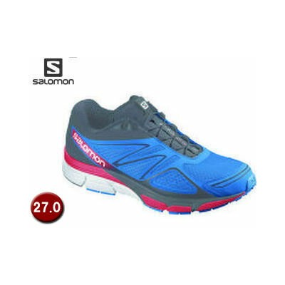 SALOMON/サロモン L37128400-D3389 X-SCREAM 3D 【27.0】 (Union Blue/BLACK/QUICK)
