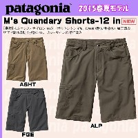 Patagonia M's Quandary Shorts - 12 in.【パタゴニア】【Patagonia_2015SS】