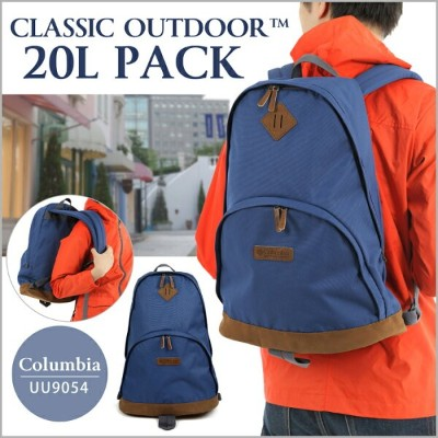 Columbia CLASSIC OUTDOOR Daypack コロンビア リュックサック デイパック コロンビア リュックサック