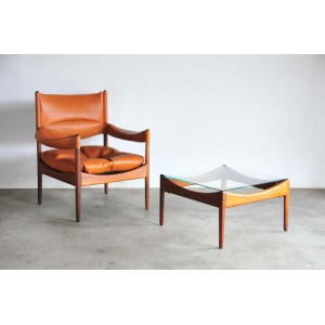 Modous Hi-back Chair(1963) Kristian Vedel北欧家具 イージーチェアー
