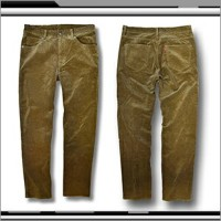 afterbase CORDUROY PANTS