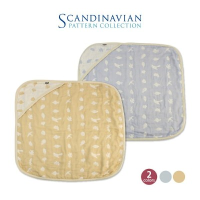 【SALE 22%off】SPC(Scandinavian Pattern Collection)6重ガーゼ おくるみ 日本製 n0300 5P01Oct16