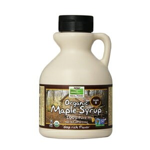 NOW Now foods Maple Syrup - 16 oz. #6948 ナウ メープルシロップ