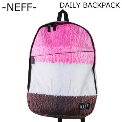 NEFF バックパック [DAILY BACKPACK] NEOPOLITAN 【リュック / バッグ】 ネフ BACKPACK