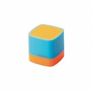 エレコム Compact Wireless Speaker LBT-SPCB01AV3 [LBTSPCB01AV3]