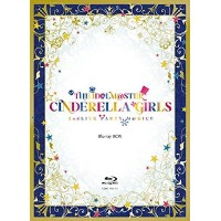 THE IDOLM@STER CINDERELLA GIRLS 2ndLIVE PARTY M@GIC!! Blu-ray BOX Blu-ray 3枚組(本編2枚、特典ディスク1枚) ...