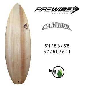 FIREWIRE SURFBOARDS ファイヤーワイヤー サーフボード Camber Timber キャンバー ショートボード