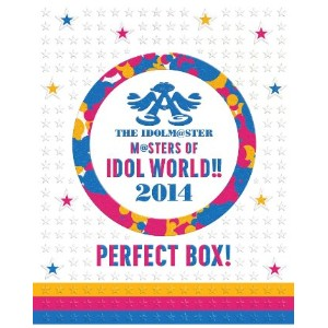 "THE IDOLM@STER M@STERS OF IDOL WORLD!! 2014""PERFECT BOX!"" (完全生産限定盤) [Blu-ray]"