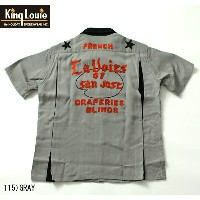 "No.KL37272 KING LOUIE キングルイby Holiday""LA VOIES OF SAN JOSE"""