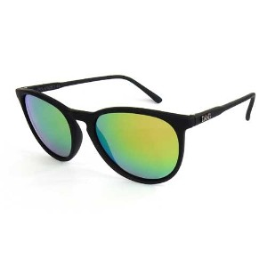 DANG SHADES FENTON Black Soft x Pink Fire Mirror Polarized(偏光レンズ)  ダン・シェイディーズ