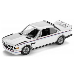 BMW ミニチュアカー Heritage Collection BMW 3.0 CSL(1971)(サイズ:1/18)