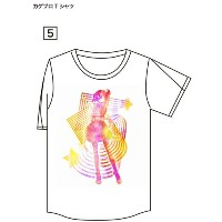 【1stPLACE】KAGEROU PROJECT x plot 「No.5 モモ」 Tシャツ / L[グッズ]
