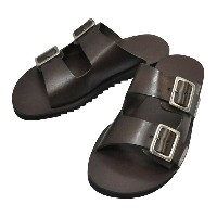 NUOVO NICAR(ヌオヴォ ニカール)【MADE IN ITALY】 LEATHER SANDAL(イタリア製 レザーサンダル) T.MORO