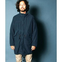 【Magine(マージン)】1634-24-SULFUR BACKSATIN REMOVED LINING M-65 MODS COAT コート