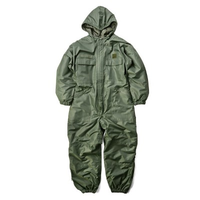【20%OFFクーポン対象】実物 新品 フランス軍 PROLINE HOODED カバーオール Thinsulate《WIP》ミリタリー 軍物 メンズ 男性 ギフト プレゼント