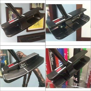 SeeMore Nashville Studio Series Putters【ゴルフ ゴルフクラブ>パター】
