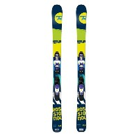 ROSSIGNOL 2016 板:TERRAIN BOY Kid ビンディング:KID-X 45 B76 【RAEJC01】