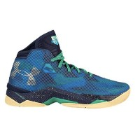 "Under Armour Curry 2.5 ""Select Camp"" メンズ Blue Heat/Midnight Navy/Taxi アンダーアーマー バッシュ カリー2.5 Stephen..."