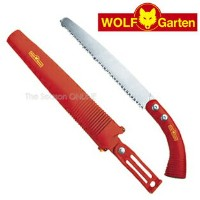 【WOLF Garten】Hand Saw with Sheath さや付きのこぎり
