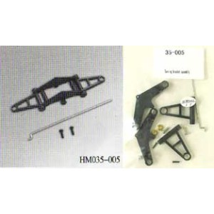 6ch#35(HM035-005)Turning bracket assembly