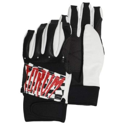 FORUM RAIL GLOVE BLACK TO THE FUTURE フォーラム スノーボード グローブ 【あす楽】送料無料!